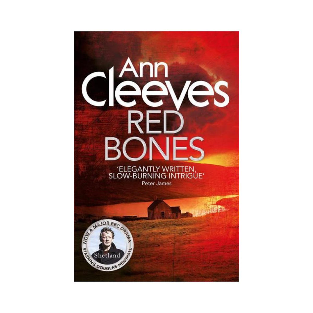 Ann Cleeves Red Bones-Pan Macmillan-booksrusandmore