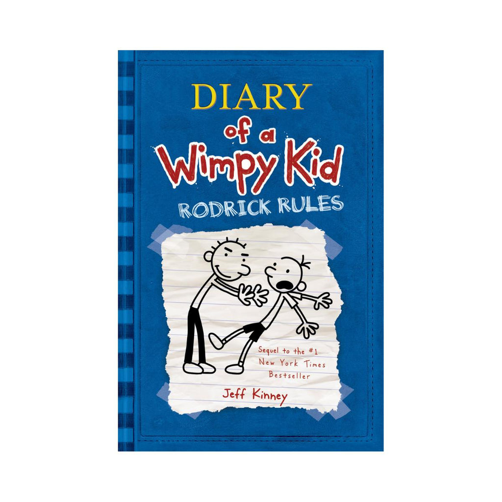 Diary Of A Wimpy Kid Rodrick Rules-Penquin-booksrusandmore
