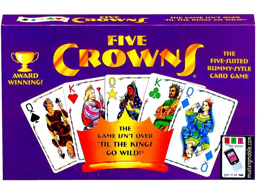 Five Crowns-Jedko-booksrusandmore