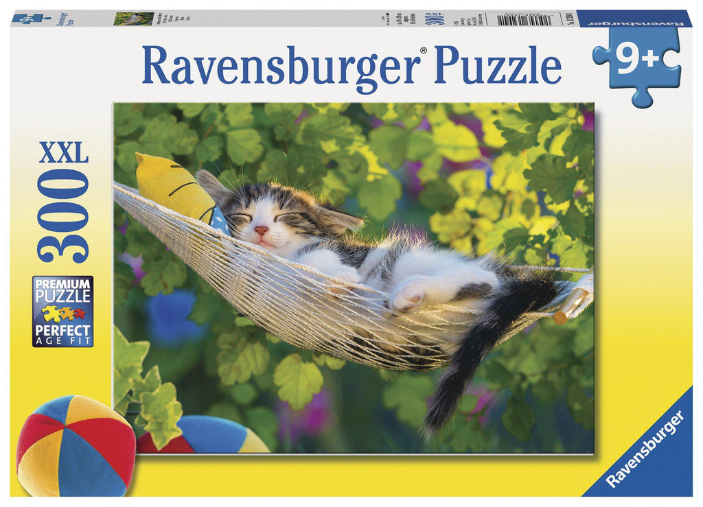 Ravensburger 300pc Puzzle Catnap-Modern Brands-booksrusandmore