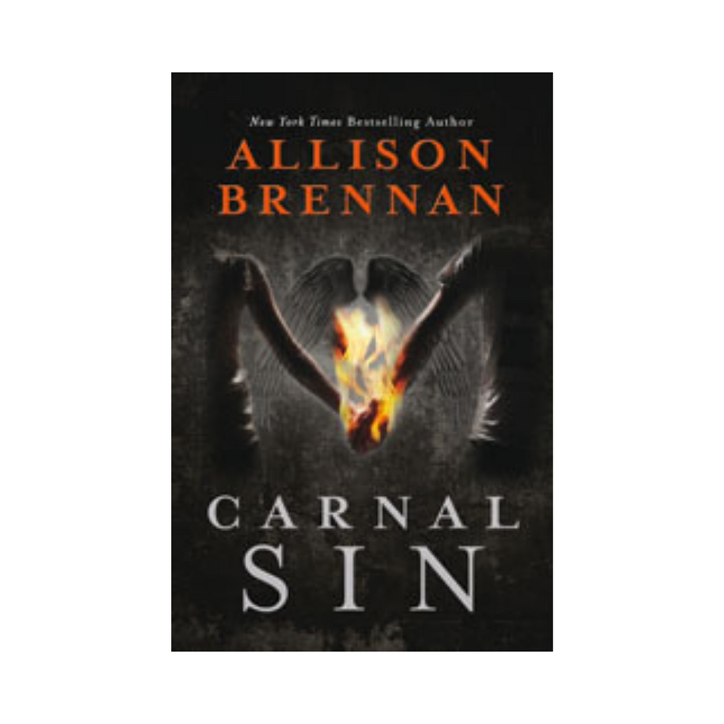 Carnal Sin by Allison Brennan-booksrusandmore-booksrusandmore