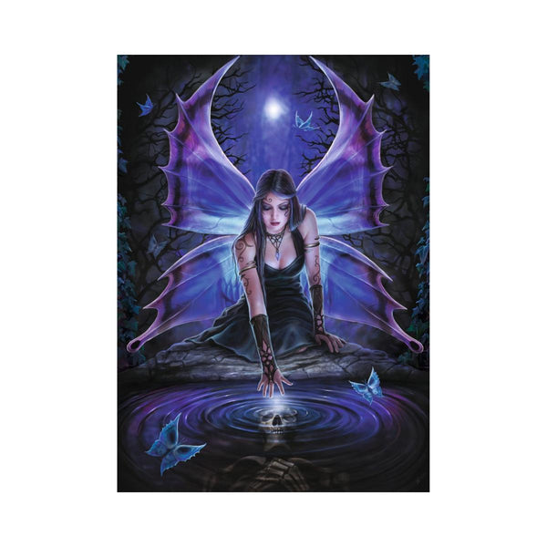 1000 pc Anne Stokes Immortal Flight Puzzle-Ravensburger-booksrusandmore