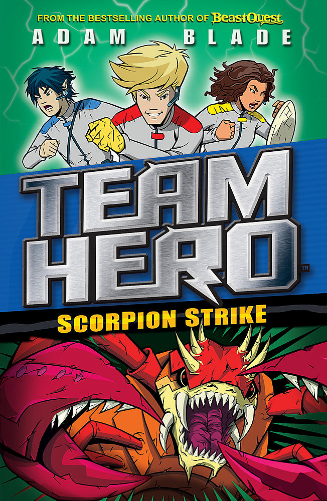 Adam Blade Team Hero - Scorpion Strike