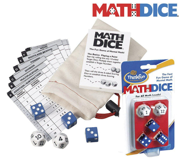 Thinkfun Mathdice-Modern Brands-booksrusandmore