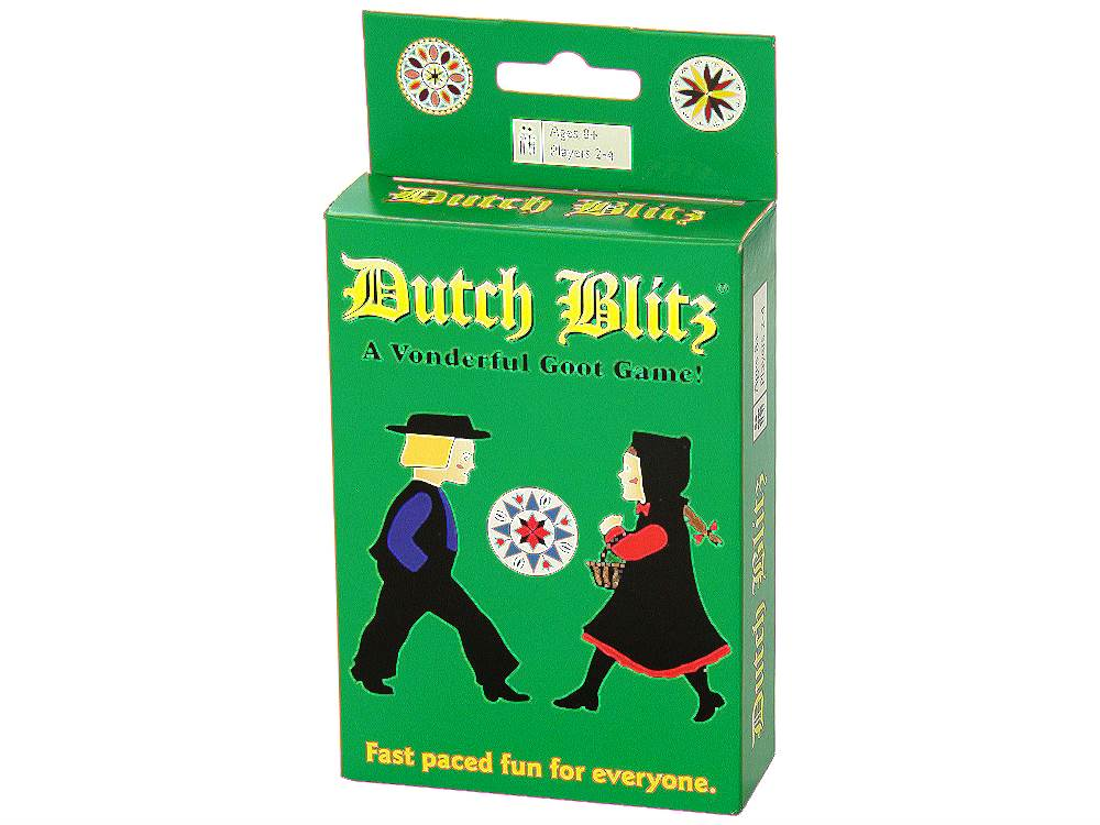 Dutch Blitz Card Game-Jedko-booksrusandmore