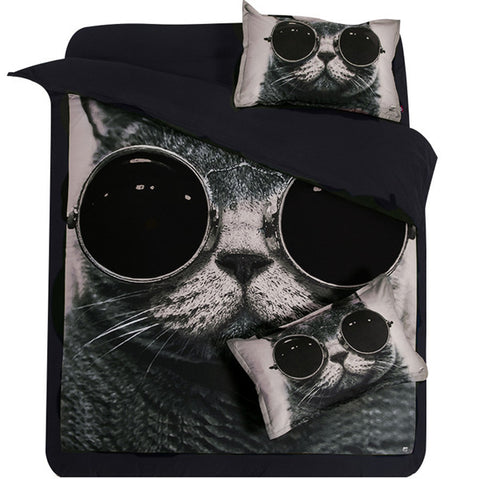 Cool Cat Set Bedclothes