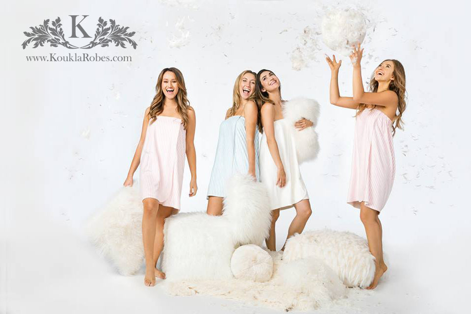 Koukla Robes - Promotions_w_logo_Luxury Sleepwear
