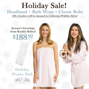 Holiday Promo Pack, 2018 - Gift Set - FREE SHIPPING!