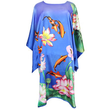 Don't Be Koi Satin Kaftan