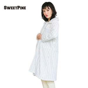 SWEETPINE Fluffy Flannel Junior