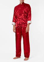 Kung Fu Suit Red