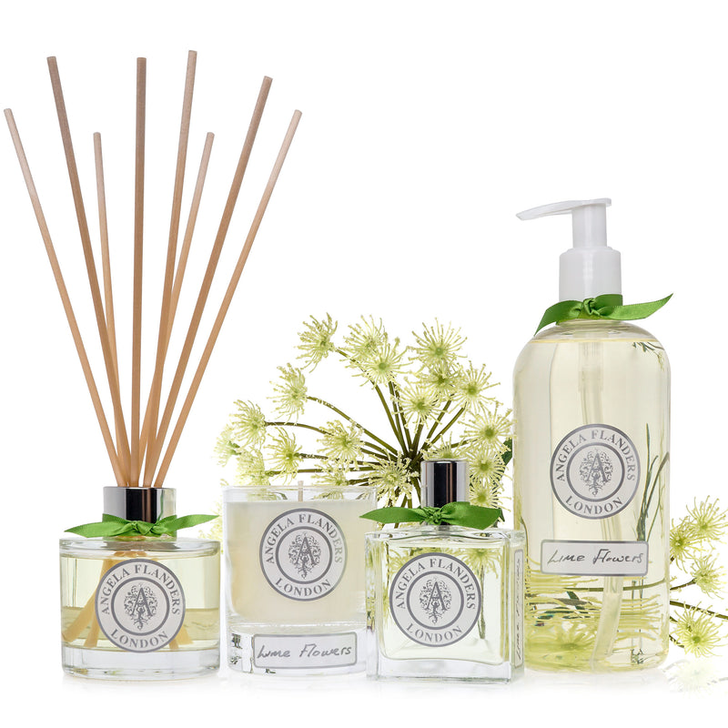 Freshen Up your Home for Summer with Citrus Floral Scents