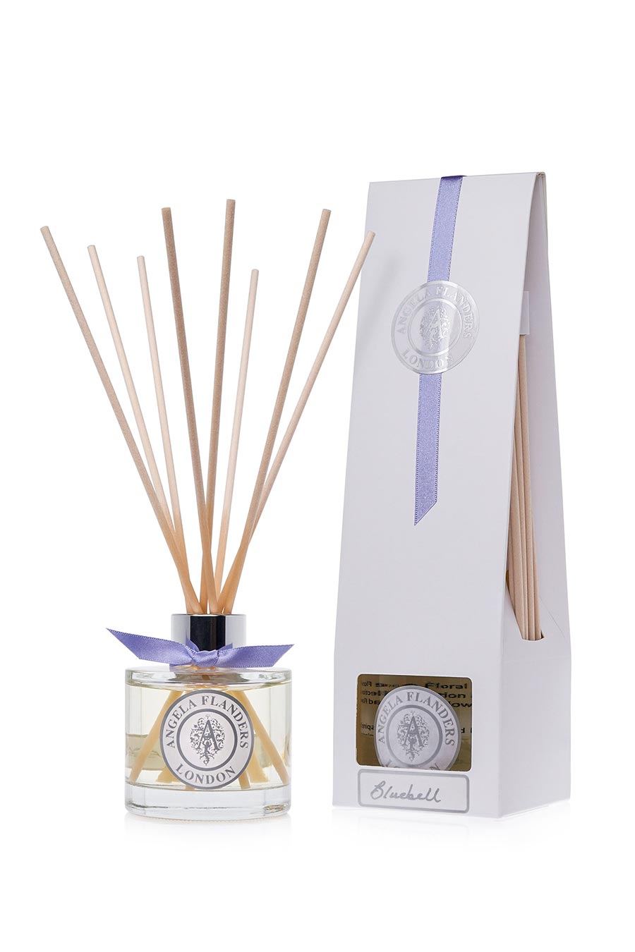 Angela Flanders Bluebell Reed Diffuser