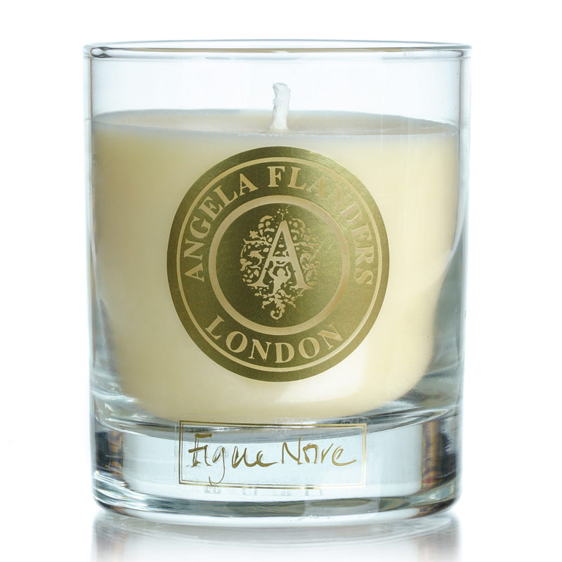 White Roses Perfumed Candle