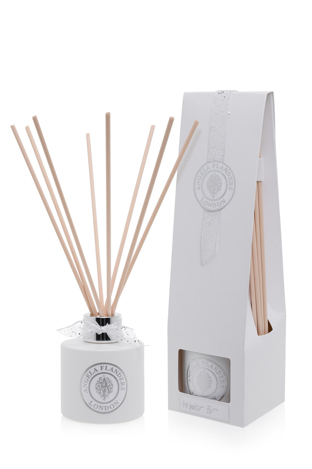 NEW - Winter Fir Reed Diffuser