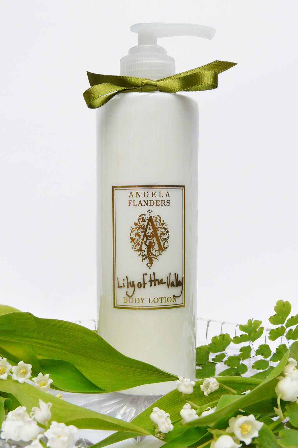 Angela Flanders Lily of the Valley Body Lotion 250ml
