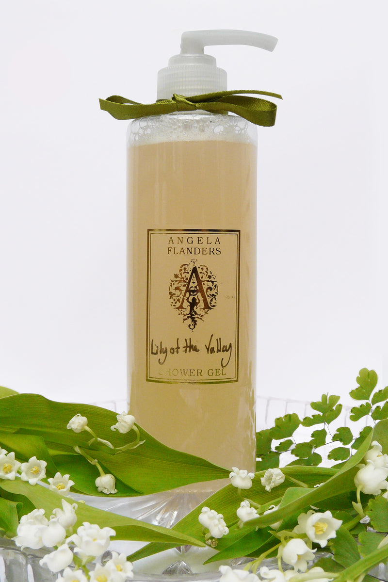 Lily of the Valley Bath Silk