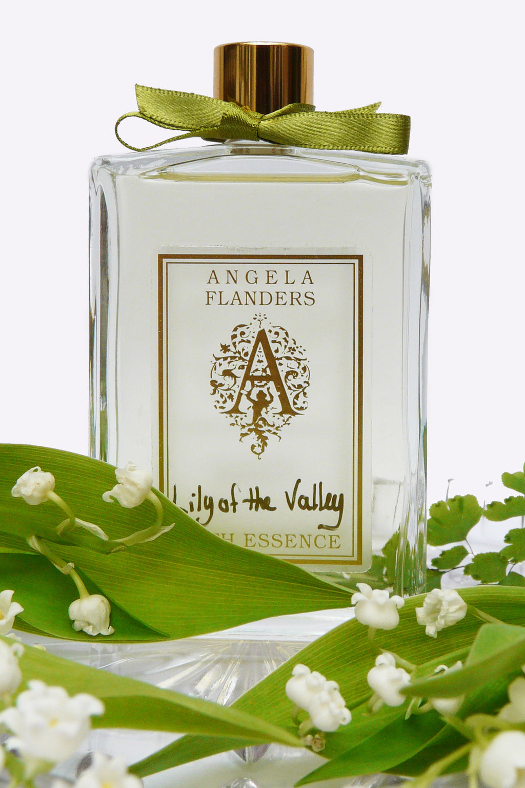 Angela Flanders Lily of the Valley Bath Silk 100ml