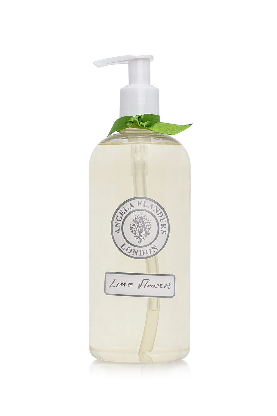 Angela Flanders Lime Flowers Hand & Body Wash