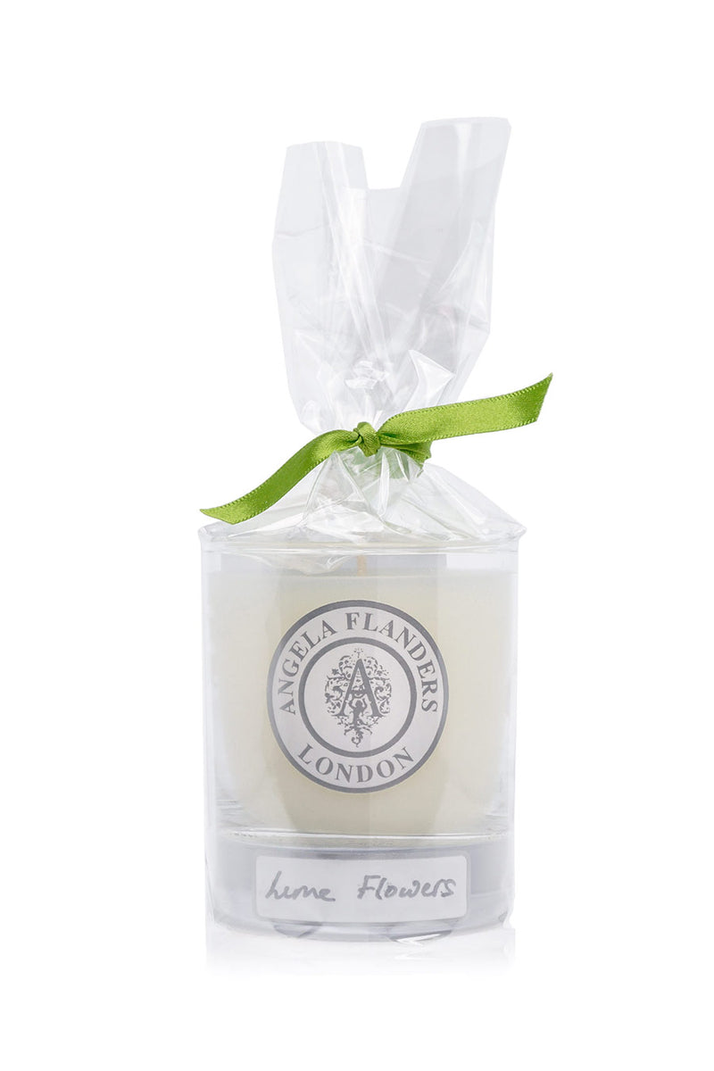 Angela Flanders Lime Flowers Candle