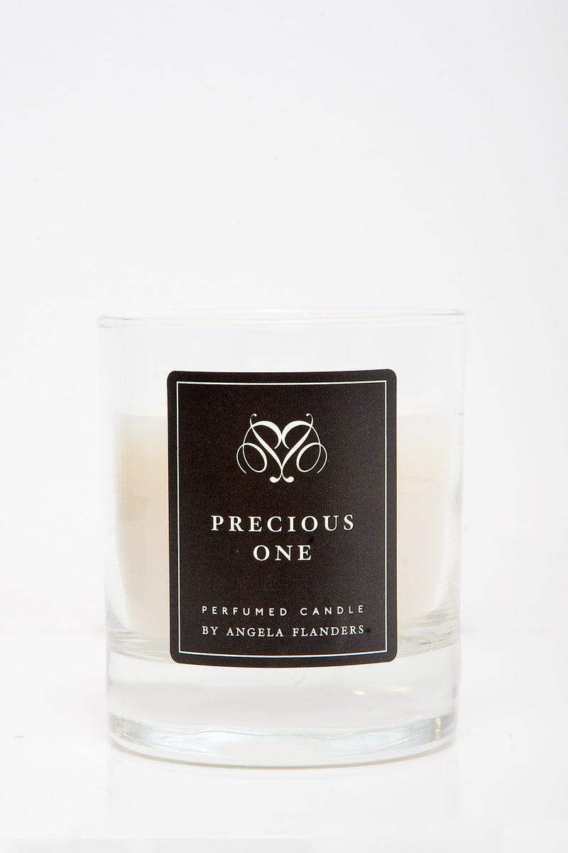 Moroccan Rose Perfumed Candle