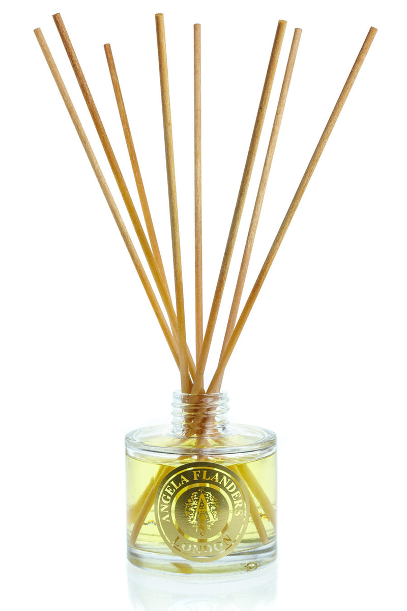 White Roses Reed Diffuser