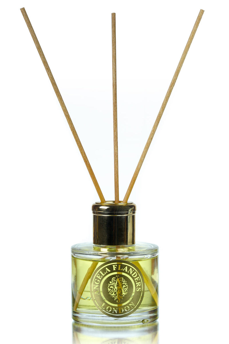 Lime Flowers Reed Diffuser