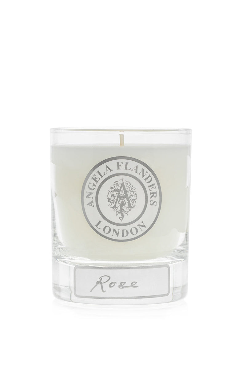 Angela Flanders Rose Candle