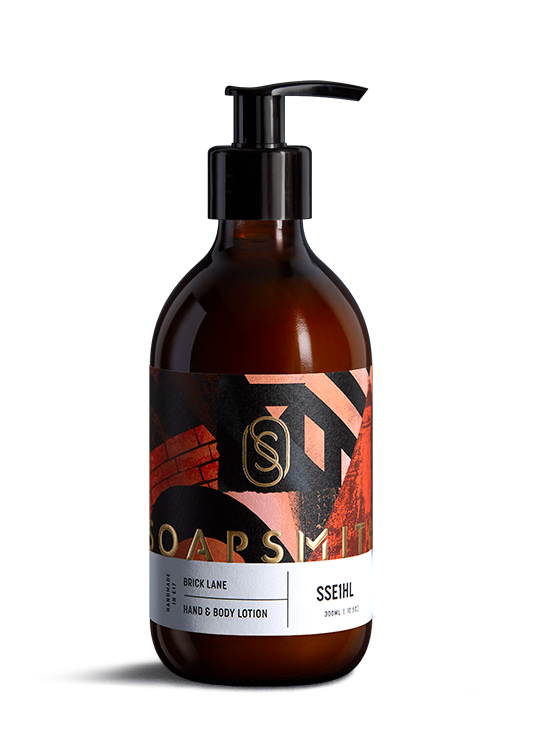 Soapsmith Hand & Body Wash - Brick Lane