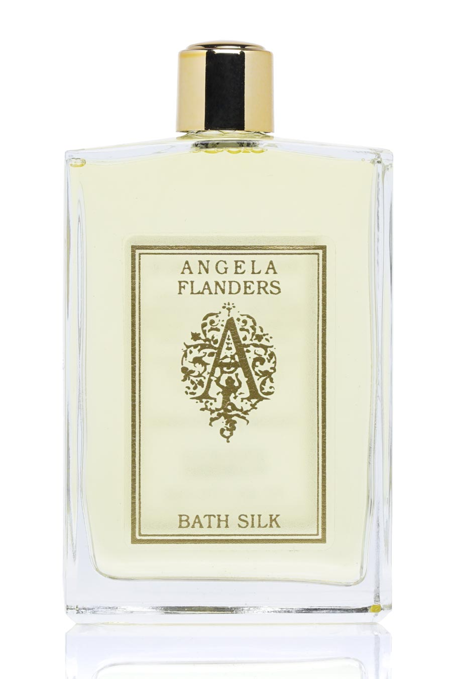Angela Flanders White Flowers Bath Silk 100ml