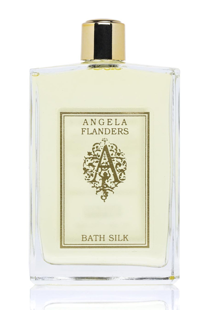 Angela Flanders Rose Sauvage Bath Silk 100ml