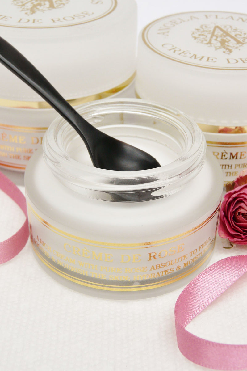 Angela Flanders Creme de Rose Face Cream