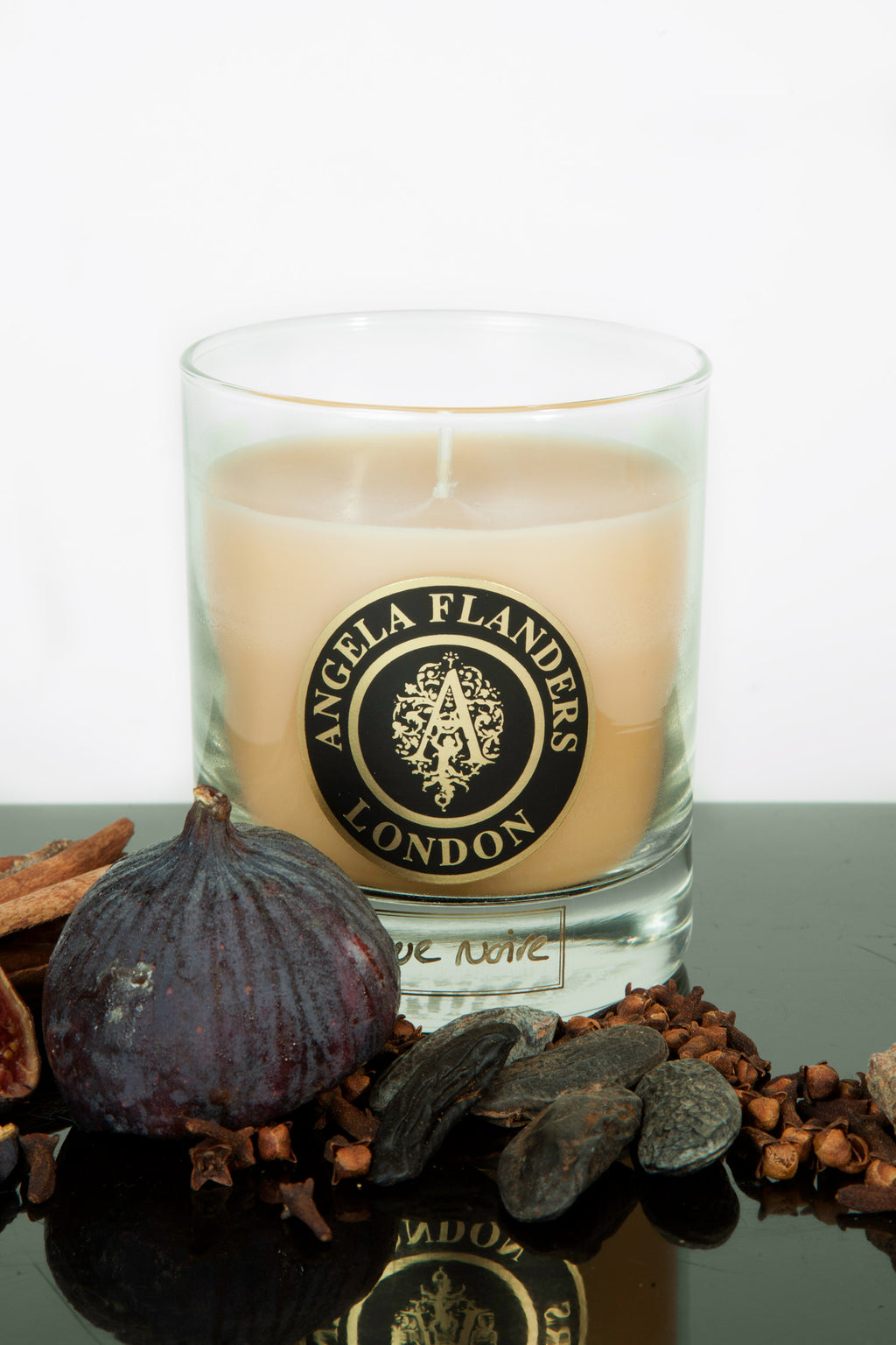 Angela Flanders Figue Noire Perfumed Candle