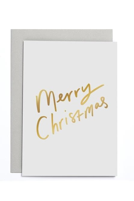 Merry Christmas - Greetings Card