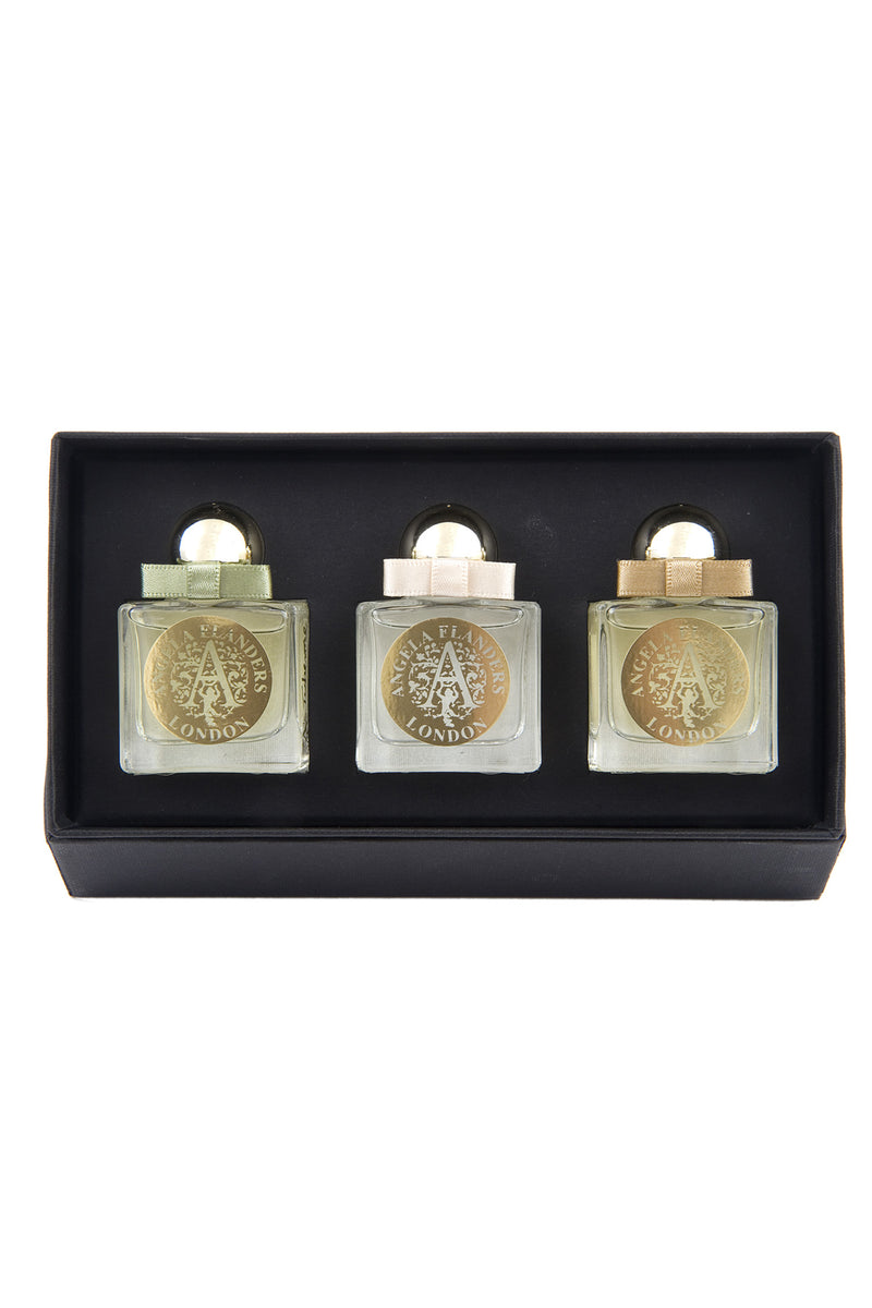 White Flowers Trilogy Gift Box