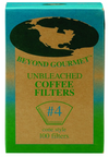 Beyond Gourmet Natural #4 Filters