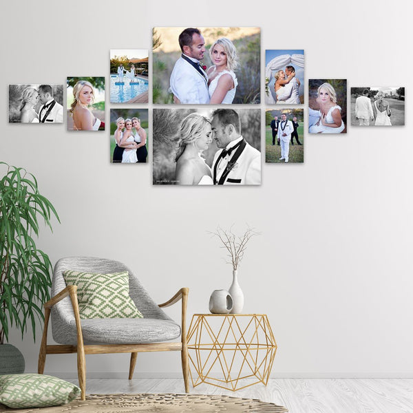 SUPER SALE: 10 piece combo Custom Canvas Canvas & More