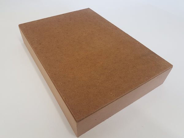 A2 Wooden Canvas Box Frame