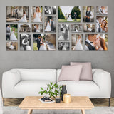 20 Piece Combo Canvas & More