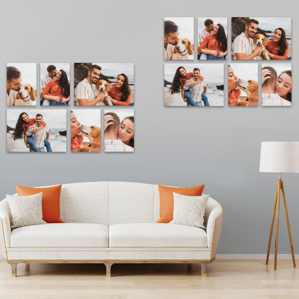 2 x 6 Piece Combos for less than the price of one! Canvas & More