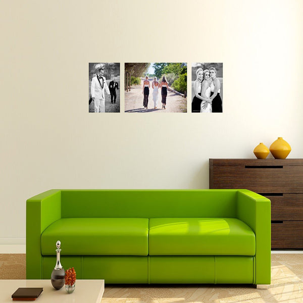 3 Piece Canvas Print Combo. Value Deal!