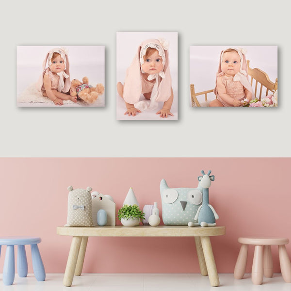 DAILY DEAL: 3 Piece A3 Canvas Prints (NEW)