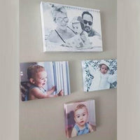DAILY DEAL:  4 Piece Canvas Print Combo Deal
