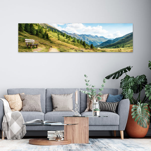 Large Feature Panoramic Custom Canvas Prints Custom Canvas Canvas & More