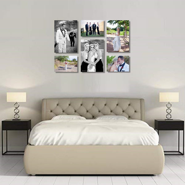 6 Piece Combo Canvas & More