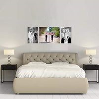 3 Piece Canvas Print Combo