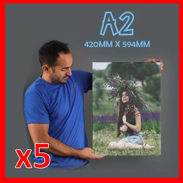 Buy 5 x A2's and save R1000 Canvas & More