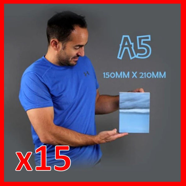 Buy 15 x A5's and save R1651 (Offer ends Sunday 1 March @ Midnight!)