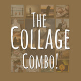 The Collage Combo Canvas & More