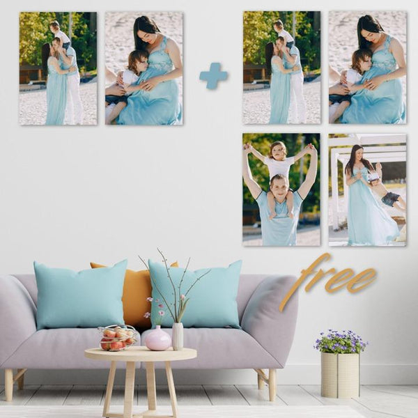 DAILY DEAL: Buy 2 X A2 and get 4 x A2 Free! Canvas & More